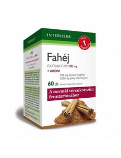 Interherb Fahéj Extraktum +...