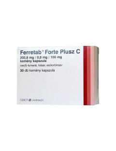 Ferretab Forte Plus C...