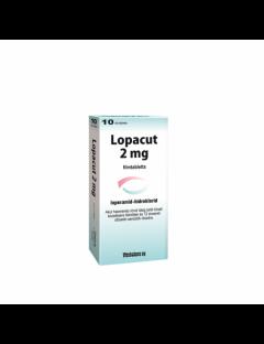 Lopacut 2 mg Filmtabletta