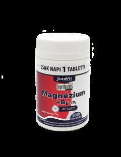 Jutavit Magnézium+B6 retard...