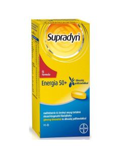 Supradyn energia 50+ tabletta