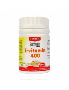 Jutavit E-vitamin 400 IU...