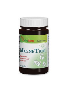 Vitaking MagneTrio (Mg + D3...