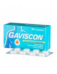 Gaviscon borsmenta ízű...