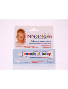 Nenedent baby tanuló-fogkrém