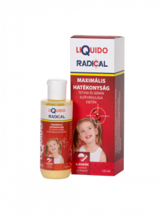 Liquido Radical tetű és...