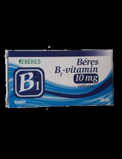 Béres B1 vitamin 10 mg...