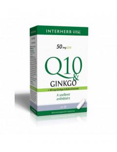 Interherb Q10 & Ginkgo...