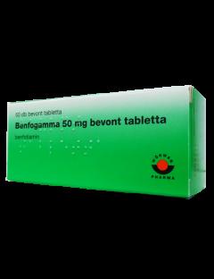 Benfogamma 50 mg bevont...