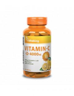 Vitaking C-1000 + D-4000...