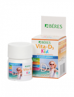 Béres Vita-D3 KID 800NE...