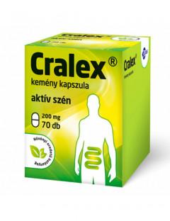 Cralex széntabletta és...