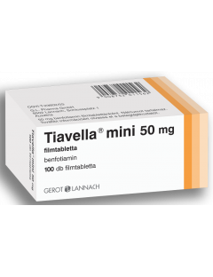 Tiavella Mini 50mg...