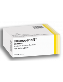 Neurogerlon filmtabletta