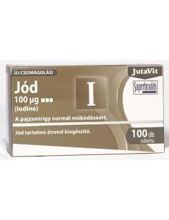 JutaVit Jód 100µg tabletta