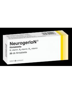 Neurogerlon filmtabletta20x