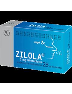 Zilola 5 mg filmtabletta