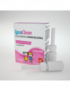 LaxaClean Glicerines...