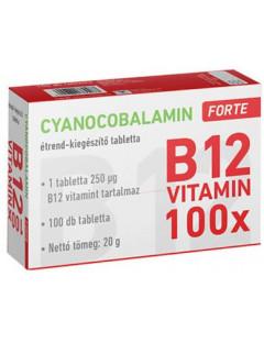 Cyanocobalamin 250 mcg...