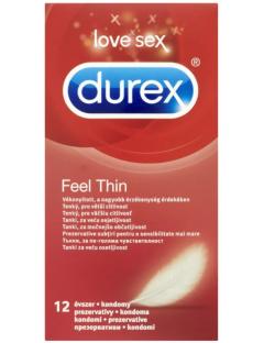 Óvszer Durex Feel Thin