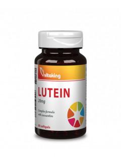 Vitaking Lutein 20mg