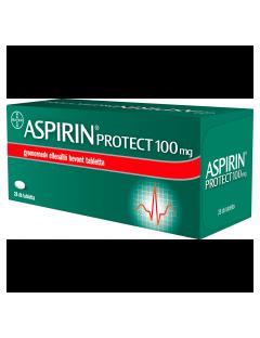 Aspirin Protect 100mg Tabletta