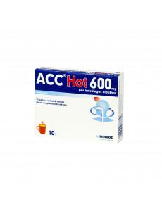 ACC Hot 600 mg por...
