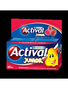 Actival Junior rágótabletta