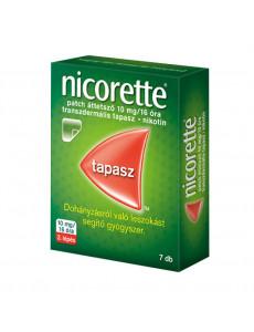 Nicorette patch áttetsző 10...