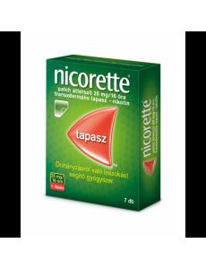 Nicorette patch áttetsző 25...