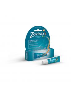 Zovirax ajakherpesz krém