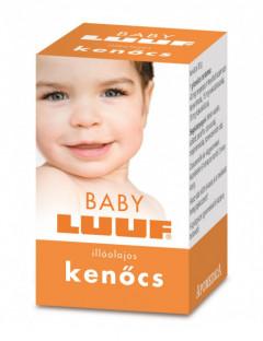 Baby Luuf illóolajos kenőcs...
