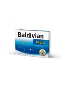 Baldivian Night bevont...