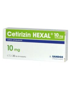 Cetirizin HEXAL 10 mg...