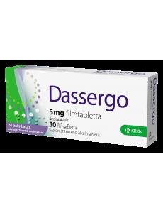 Dassergo 5 mg...