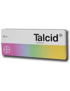 Talcid 0,5g rágótabletta
