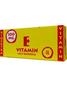 Vitamin E Bioextra 100 mg...
