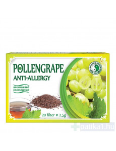 Pollengrape (anti-allergy)...