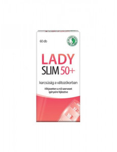 Lady Slim 50+ kapszula DR.CHEN