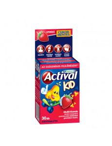 Béres Actival Kid eper ízű...