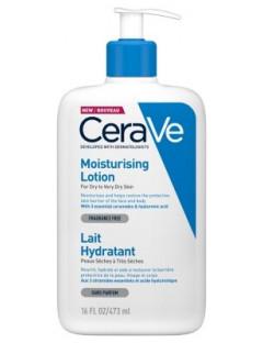 CeraVe hidratáló testápoló tej