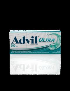 Advil Ultra lágy kapszula