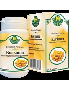 Herbária Kurkuma Tabletta...