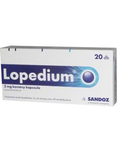 Lopedium kapszula