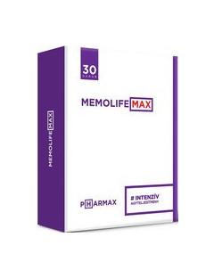 Memolife max kapszula