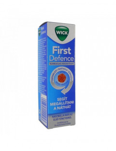 Wick First Defence...