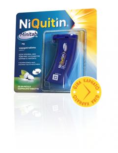 NiQuitin Minitab 4 mg...