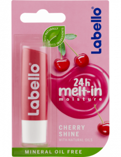 Labello Cherry Shine Ajakápoló