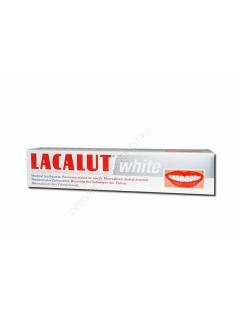 Lacalut fogkrém White...